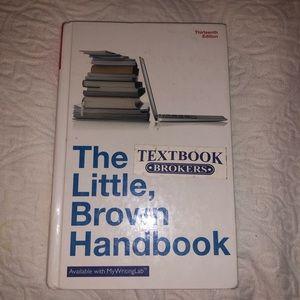 The Little, Brown Handbook 13th edition